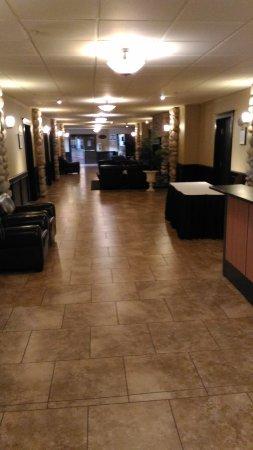 Prestige Hotel Vernon Photo