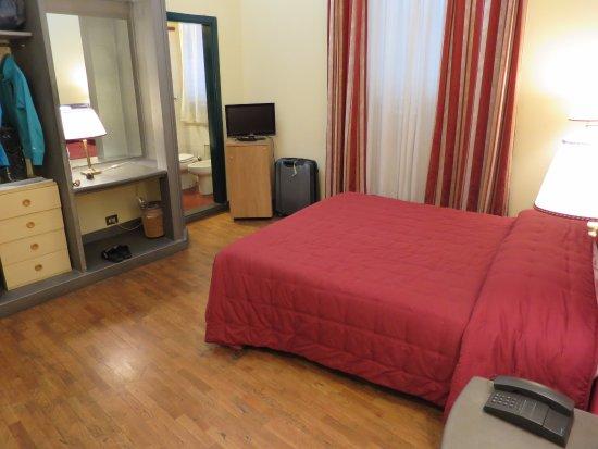 Hotel Unicorno : Bedroom