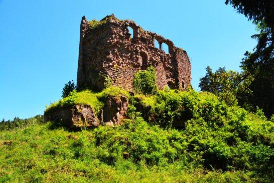 Ottrott, Frankreich: Burg Dreistein
