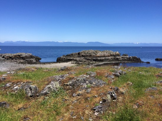 Nanaimo, Canada: Neck Point and Salish Sea