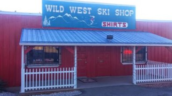 Ruidoso, NM: Wild West Ski Shop