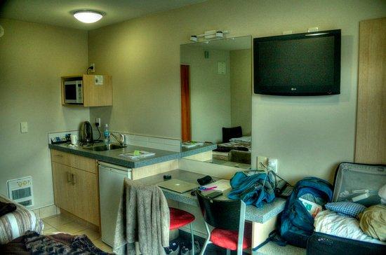Bilde fra Bella Vista Motel Fox Glacier