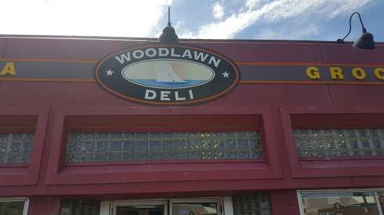 ‪‪Blasdell‬, نيويورك: Woodlawn Pizzeria & Deli‬