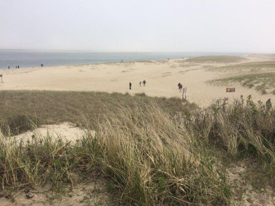 View of Chatham Lighthouse Beach