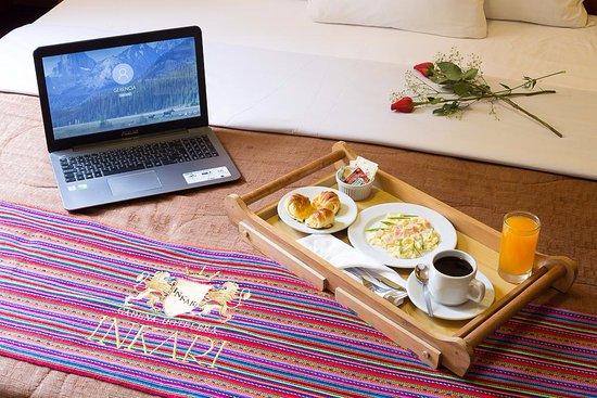 Inkari Apart Hotel: Habitación Matrimonial