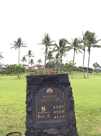 Inspirational Waikele Golf Course Restaurant