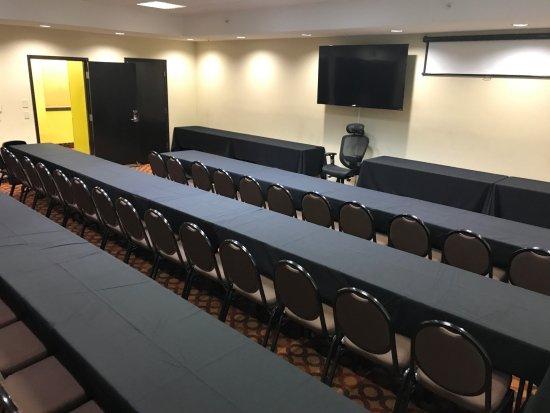 ECCO Suites Augusta: Augusta Room - Conference Room - Seats 50
