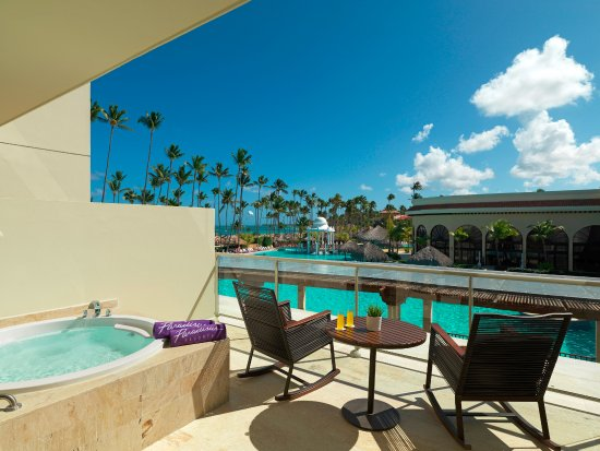 The Reserve At Paradisus Palma Real Beach Luxury Jr Suite Ocean View