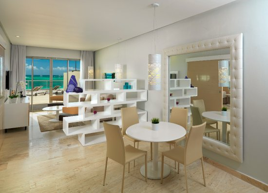 The Reserve At Paradisus Palma Real Beach Luxury Suite Ocean Front