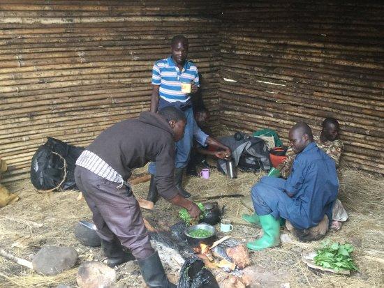 Mount Elgon National Park: Mount Elgon Trek - a short break
