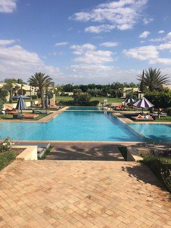 Sirayane Boutique Hotel & Spa: Pool area