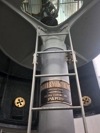 Split Rock Lighthouse inside