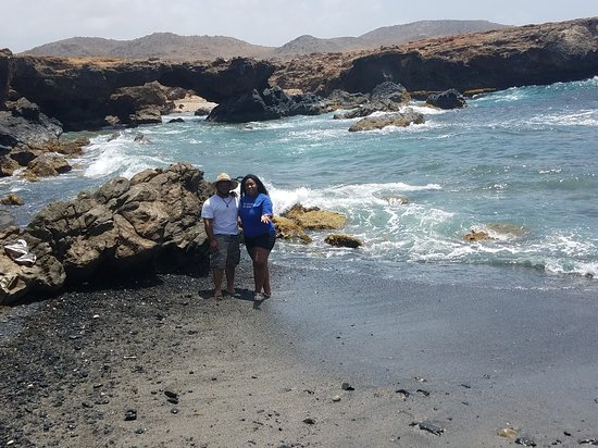 Natural Pool Aruba Oil Spill