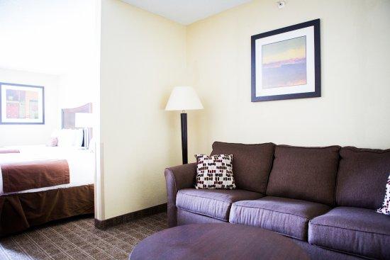 ECCO Suites Augusta: Two Queen Suite
