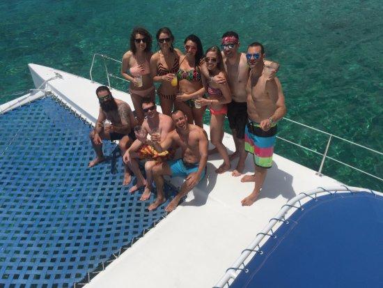 Paradise Catamarans: Best Catamaran Ride!