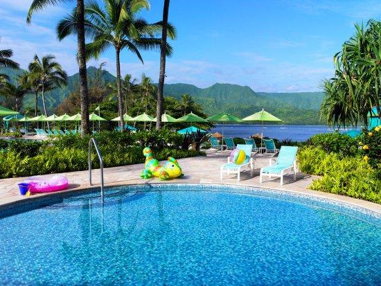 St. Regis Princeville Resort: Keiki (children) pool