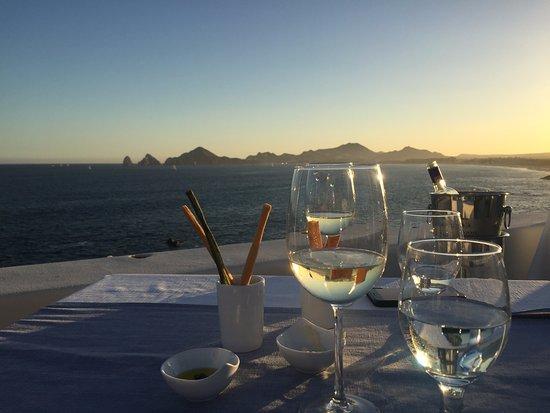 Sunset Monalisa Amazing View For Dinner