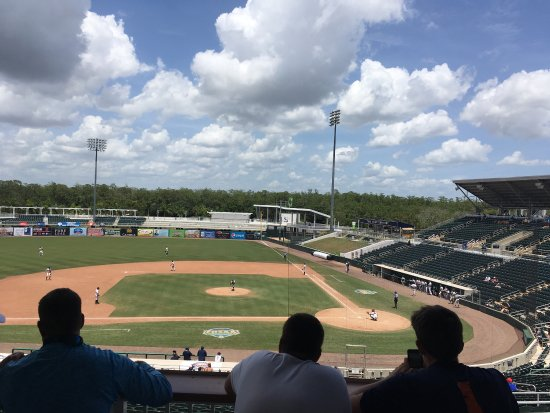 CenturyLink Sports Complex - Hammond Stadium: photo1.jpg