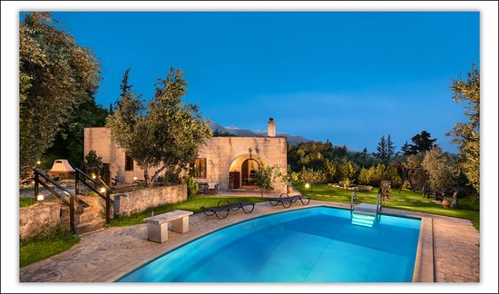 Maza, Greece: Villa Aloni