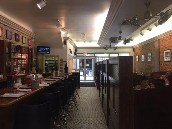 The Nook Charlottesville Menu Prices Restaurant