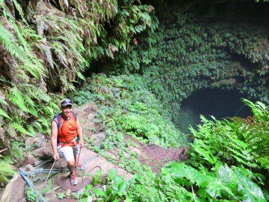Puerto Villamil, Ecuador: The entrance