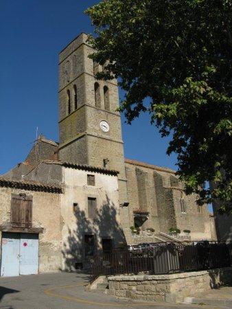 Cheverny, فرنسا:  Eglise Saint-Etienne de Trebes 