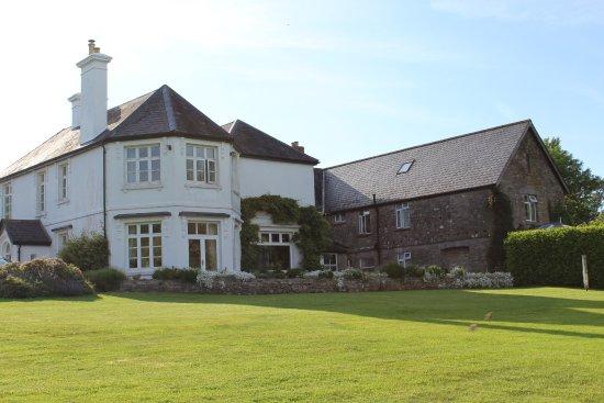 Bulleigh Barton Manor: photo1.jpg