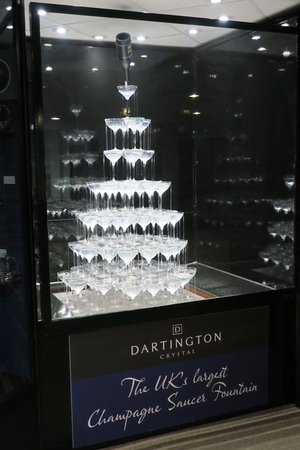 Dartington Crystal: Museum
