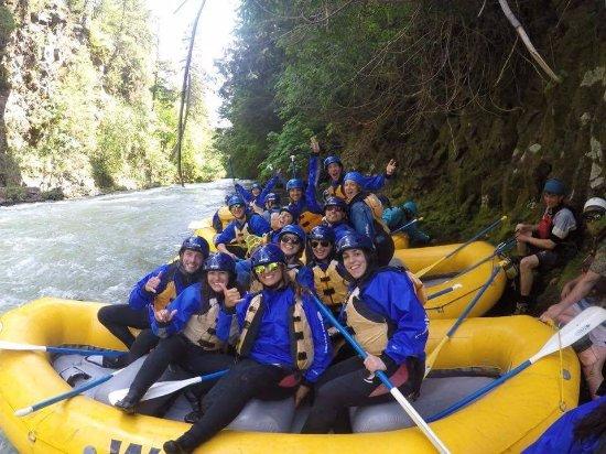 White Salmon, WA: The crew!