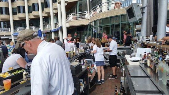 Tony And Joe S >> The Bar At Tony Joe S Picture Of Tony Joe S Seafood Place
