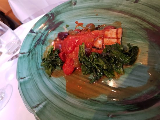 Cibo : Tuna and tomato main