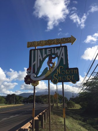 Oahu's North Shore, HI: HISTORICAL HALEIWA