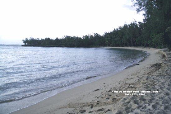 Oahu's North Shore, ฮาวาย: HIDDEN BEACHES
