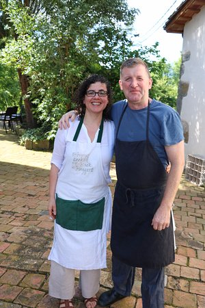 Sant Feliu de Pallerols, Spagna: Goretti & Roy - Hosts, experienced chef and all around GREAT people