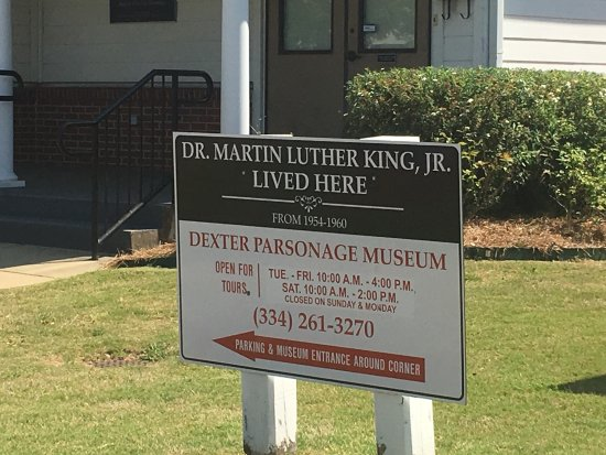 Dexter Parsonage Museum - Dr. Martin Luther King home: photo4.jpg