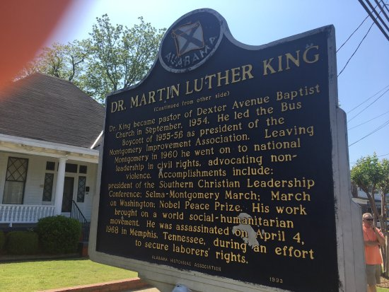 Dexter Parsonage Museum - Dr. Martin Luther King home: photo6.jpg