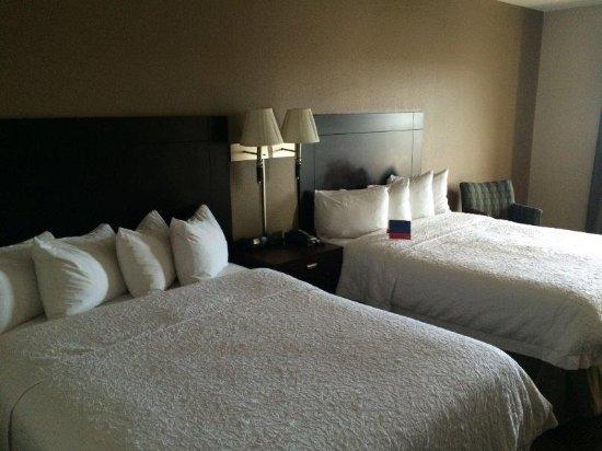 Hampton Inn & Suites Phoenix Glendale - Westgate: Room