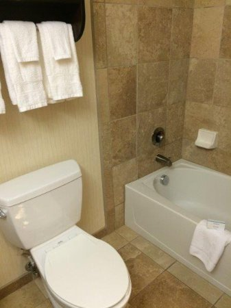 Hampton Inn & Suites Phoenix Glendale - Westgate: bathroom