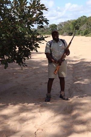 Timbavati Private Nature Reserve, Sudáfrica: Our Guide - Scotch