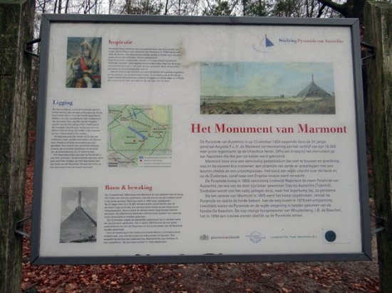 Woudenberg, The Netherlands: the story of the pyramid