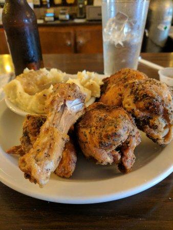 Oldenburg, IN: Chicken for 1!!