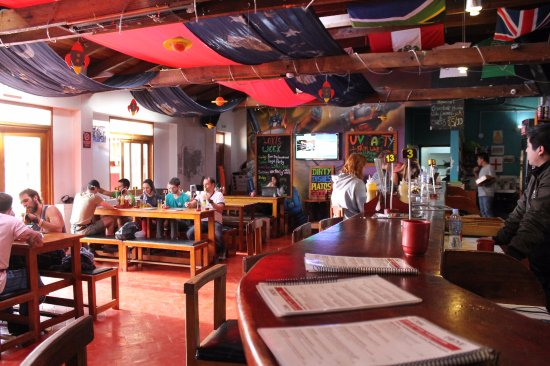 LOKI Cusco: restaurante do hotel