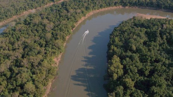 Daly River, Australia: This is a big river