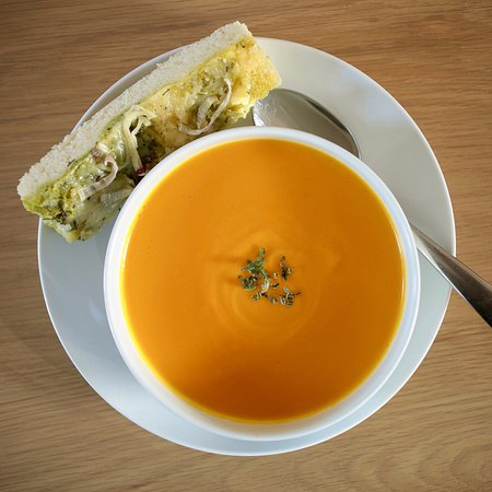 San Mateo, Californien: Daily Housemade Soup