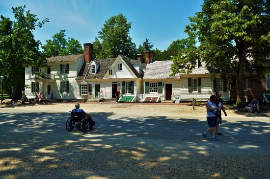 The Spa Of Colonial Williamsburg Reviews