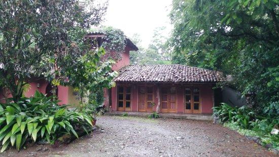 Horquetas, Costa Rica: The hotel