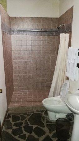 Horquetas, Costa Rica: Bad bathroom