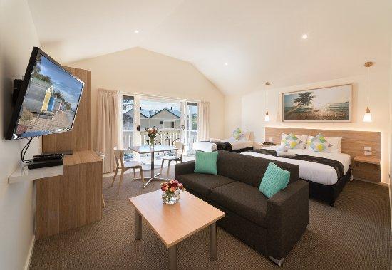 Blairgowrie, Australia: Balcony Suite