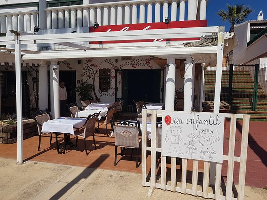 Italian Restaurant Cala N Bosch