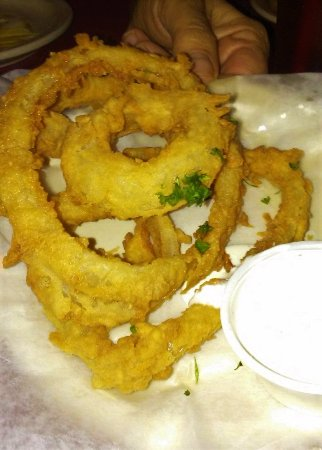 Litchfield Park, AZ: Delicious Onion Rings